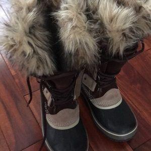 Sorrel boots BNWT